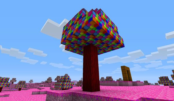 Candy Land Mod for Minecraft 1.3.2