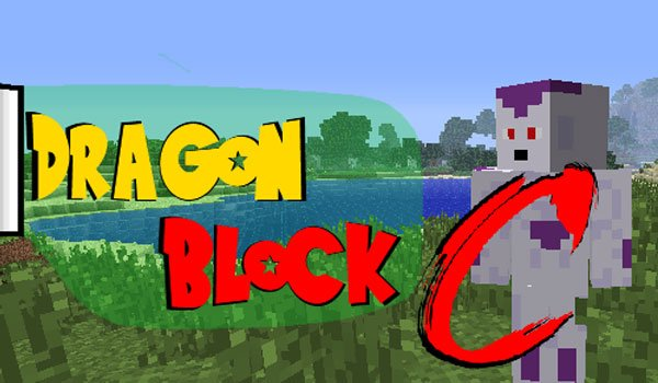 Dragon Block C Mod for Minecraft 1.6.2 and 1.6.4