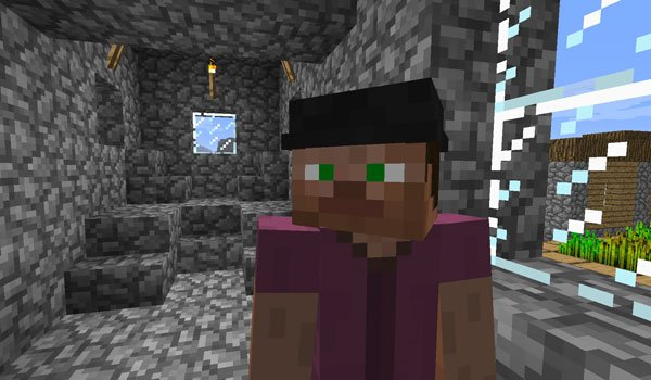 Human Villagers Mod for Minecraft 1.4.7
