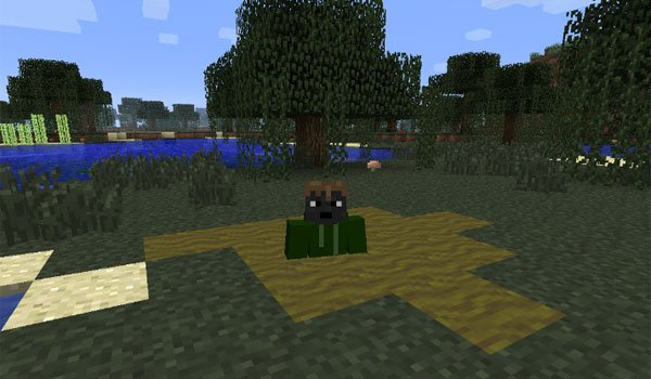 Quicksand Mod for Minecraft 1.6.4