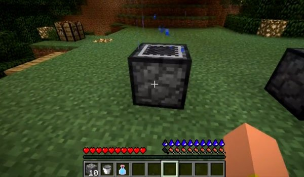 Thirst Mod for Minecraft 1.8 and 1.7.10