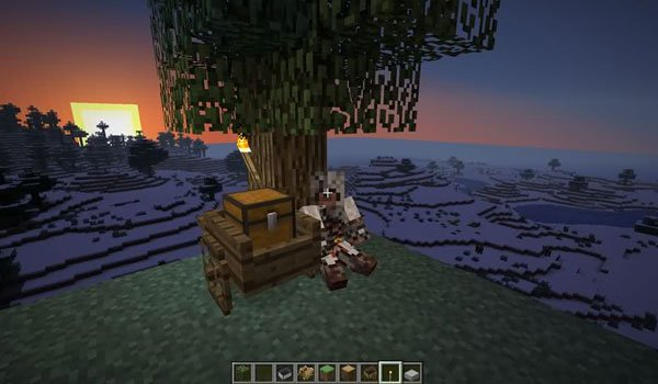 Cart Mod for Minecraft 1.2.5
