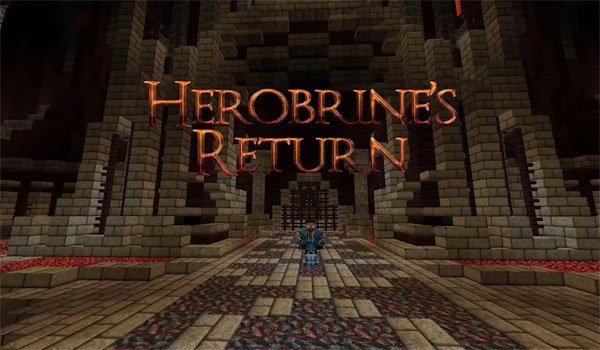 Herobrine's Return Map for Minecraft 1.6.2