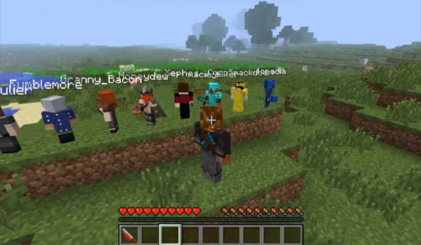 My People Mod for Minecraft 1.5.2