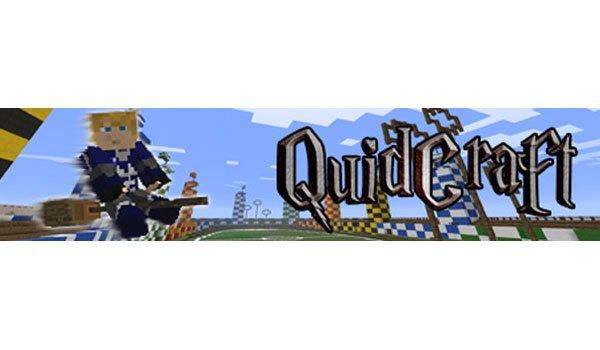 Quidcraft Quidditch Mod for Minecraft 1.7.2 and 1.7.10