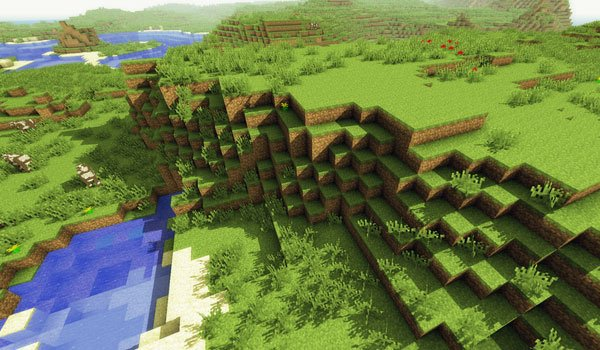 Sonic Ether's Unbelievable Shaders Mod for Minecraft 1.4.7