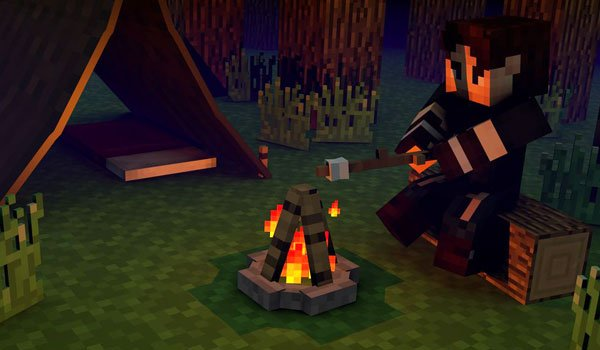 The Camping Mod for Minecraft 1.10.2