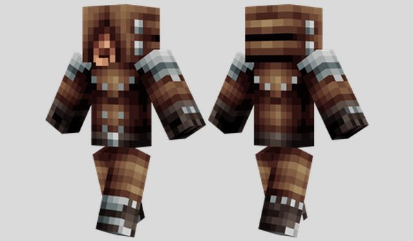 Dark Rogue Skin for Minecraft