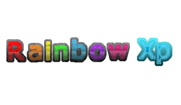 Rainbow XP Mod for Minecraft 1.7.4 and 1.6.4