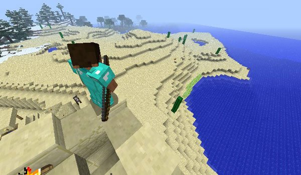 Better Bows Mod for Minecraft 1.5.2