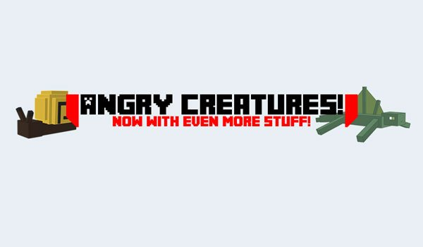 Angry Creatures Mod for Minecraft 1.5.2