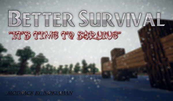 Better Survival Mod Pack for Minecraft 1.5.2