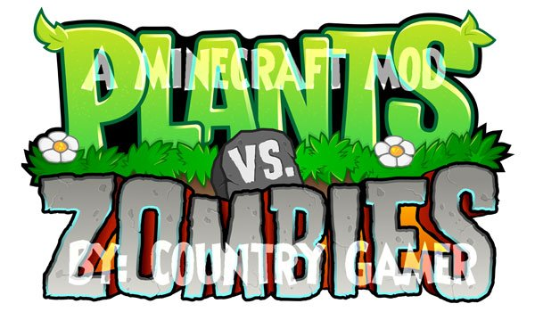 Plants vs Zombies Mod for Minecraft 1.7.2 and 1.6.4