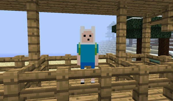 Adventure Time Mod for Minecraft 1.7.10