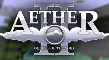 Aether 2 Mod for Minecraft 1.12.2 and 1.11.2