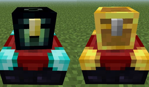 Exp Chest Mod for Minecraft 1.6.2 and 1.6.4