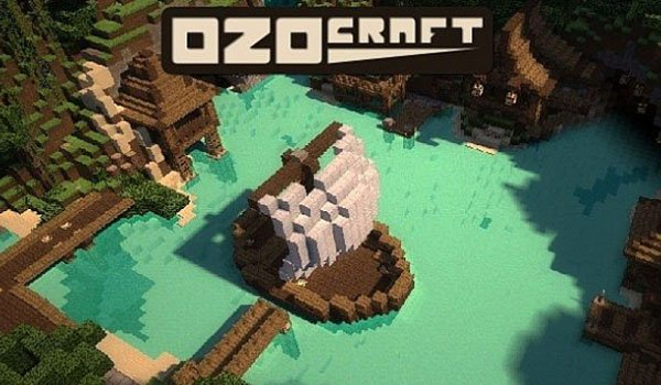 OzoCraft Texture Pack for Minecraft 1.8