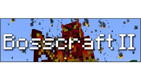 BossCraft 2 Mod for Minecraft 1.6.2 and 1.6.4