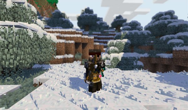 ToolBelts Mod for Minecraft 1.7.2 and 1.6.4
