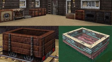Battered Old Stuff Texture Pack for Minecraft 1.7.2