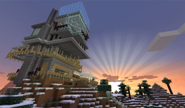 SixtyGig Texture Pack for Minecraft 1.7.2