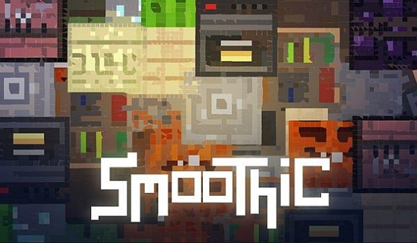 Smoothic Texture Pack for Minecraft 1.8