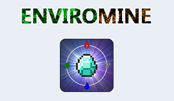 EnviroMine Mod for Minecraft 1.7.2 and 1.7.10