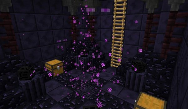 Hardcore Ender Expansion Mod for Minecraft 1.7.2 and 1.7.10