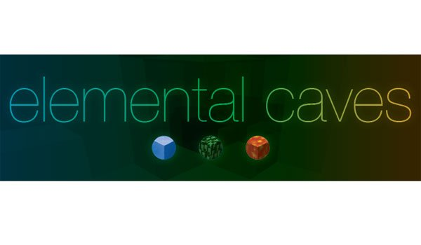 Elemental Caves Mod for Minecraft 1.7.2