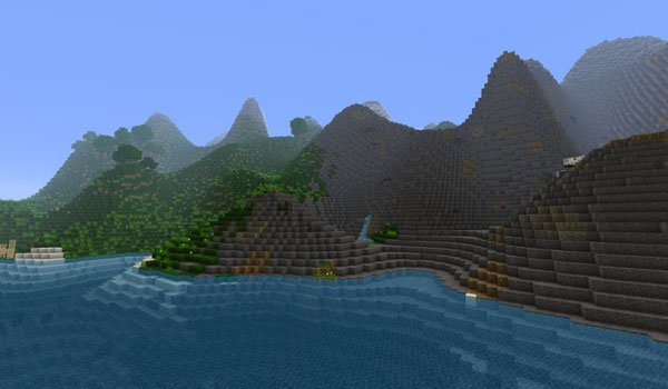 New Dawn Mod for Minecraft 1.7.2 and 1.7.10