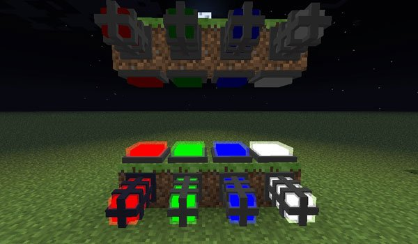 RedLogic Mod for Minecraft 1.7.2 and 1.7.10