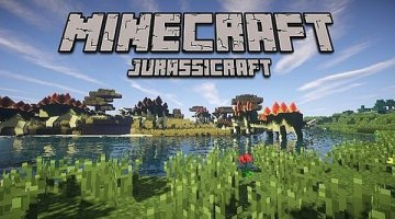 JurassiCraft Mod for Minecraft 1.12.2 and 1.11.2