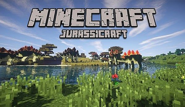 JurassiCraft Mod for Minecraft 1.10 and 1.10.2