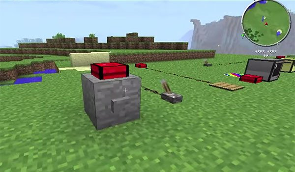 Alarmcraft Mod for Minecraft 1.7.10