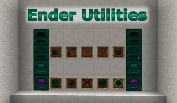 Ender Utilities Mod for Minecraft 1.10 and 1.10.2