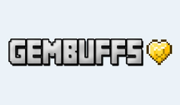 Gem Buffs Mod for Minecraft 1.7.10