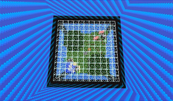 Micro Cubes Map for Minecraft 1.8