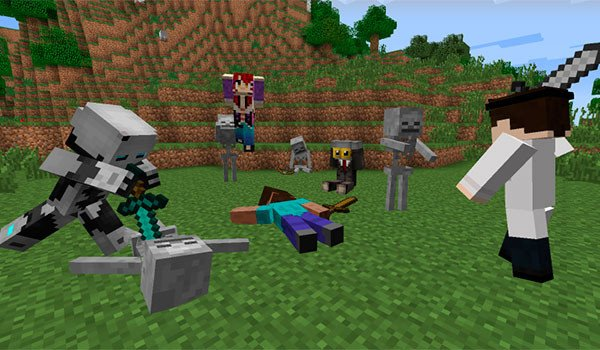 Model Citizens Mod for Minecraft 1.7.10
