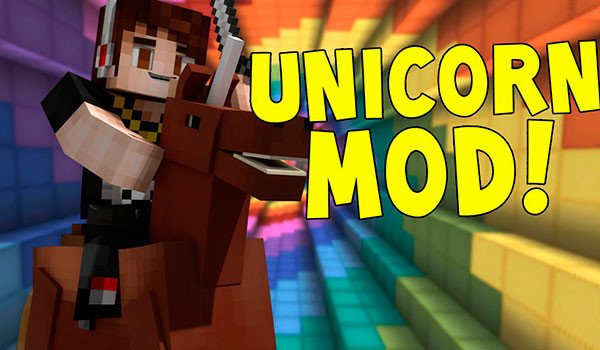 NJay's Unicorn Mod for Minecraft 1.8 and 1.7.10