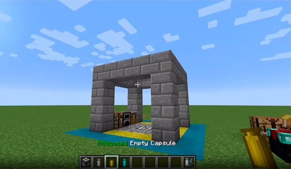 Capsule Mod for Minecraft 1.8
