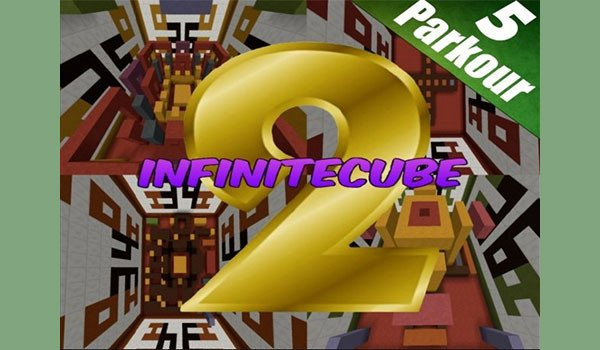 InfiniteCube 2 Map for Minecraft 1.8
