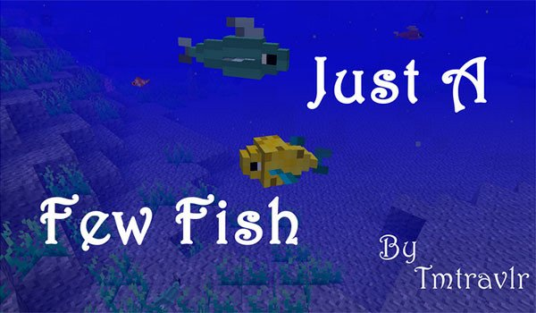 Just a Few Fish Mod for Minecraft 1.7.10