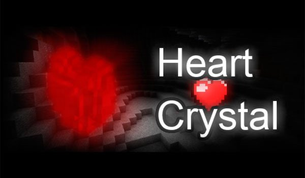 Heart Crystals Mod for Minecraft 1.7.2 and 1.7.10