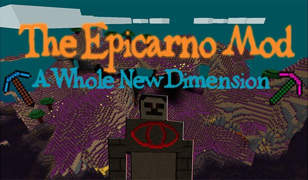 The Epicarno Mod for Minecraft 1.8