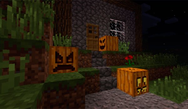 Carvable Pumpkins Mod for Minecraft 1.7.10 and 1.7.2