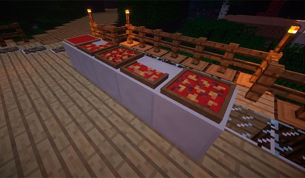 Master Chef Mod for Minecraft 1.8