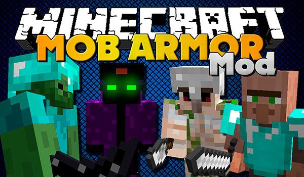 Mob Armor Mod for Minecraft 1.7.10 and 1.7.2