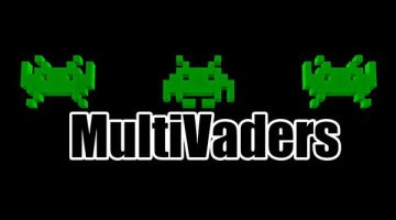 MultiVaders Map for Minecraft 1.8.7