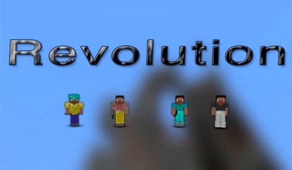 Revolution Mod for Minecraft 1.8