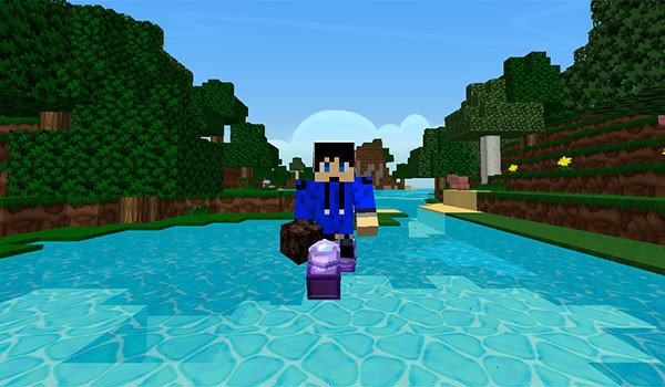 Water Walking Mod for Minecraft 1.7.10